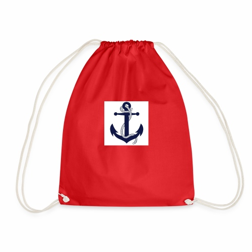 Anchor2 - Drawstring Bag