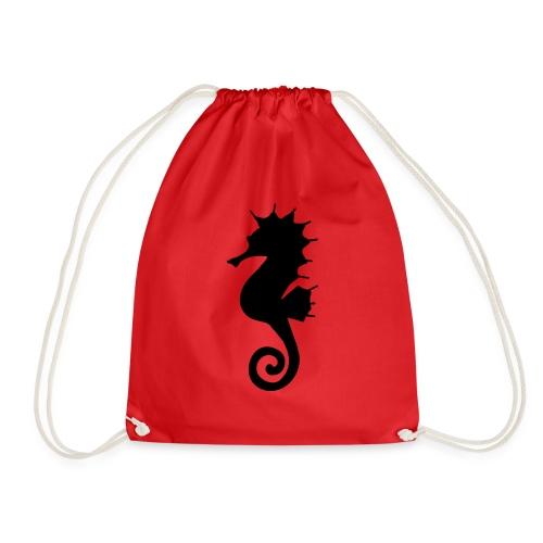 seahorse - Turnbeutel