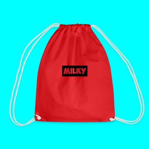 MILKY Schoolbag - Drawstring Bag