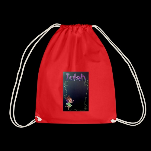 tulah kids board - Drawstring Bag