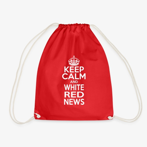 Maglietta Keep Calm WRN - Sacca sportiva