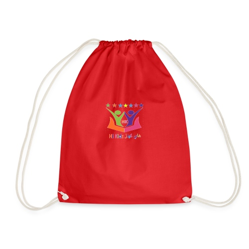 HI KIDS - Drawstring Bag