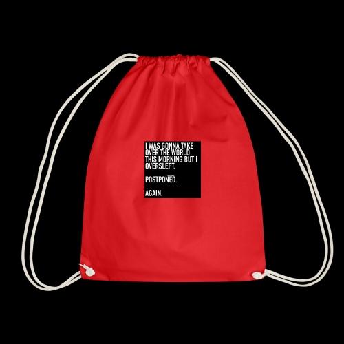 LOVE LIVE LAUGH...SASSY CLASSY - Drawstring Bag