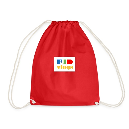 da hat - Drawstring Bag