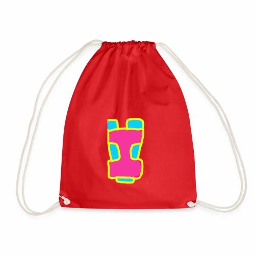 isaac original merch - Drawstring Bag