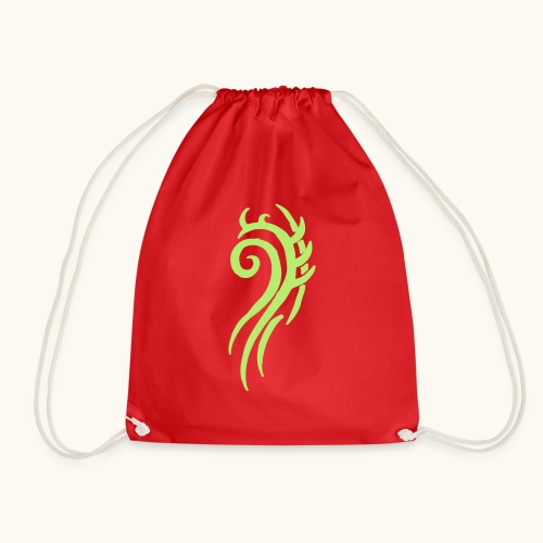 Tattoo Design Tribals Swirl Icon Gift Cool - Sac de sport léger