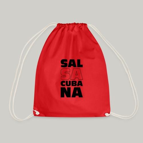 Salsacubana bw - Turnbeutel
