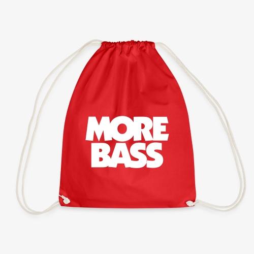 More Bass Bassist Bassisten - Turnbeutel
