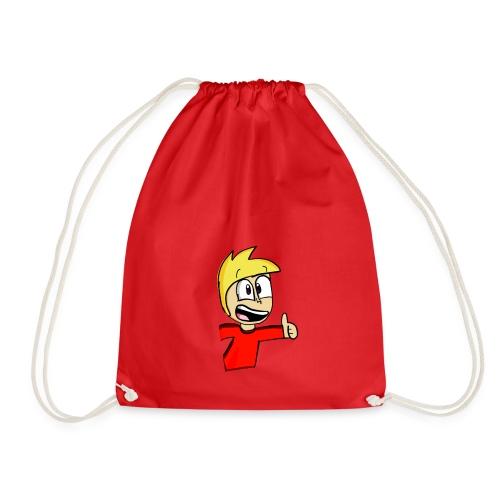 10 thumbs-up - Drawstring Bag