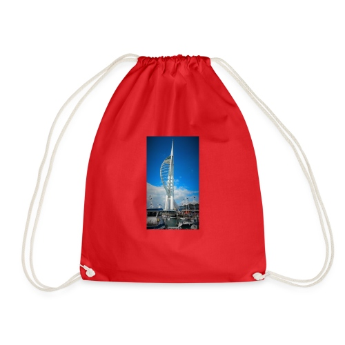 The Tower - Drawstring Bag
