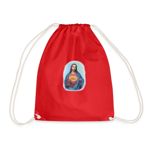 Jésus et le kébab - Sac de sport léger