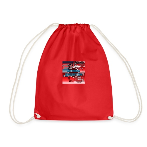 GG84 good old days logo - Drawstring Bag