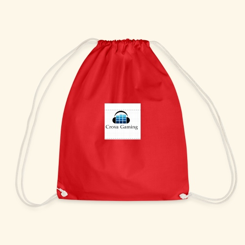Crova Gaming Merch - Drawstring Bag