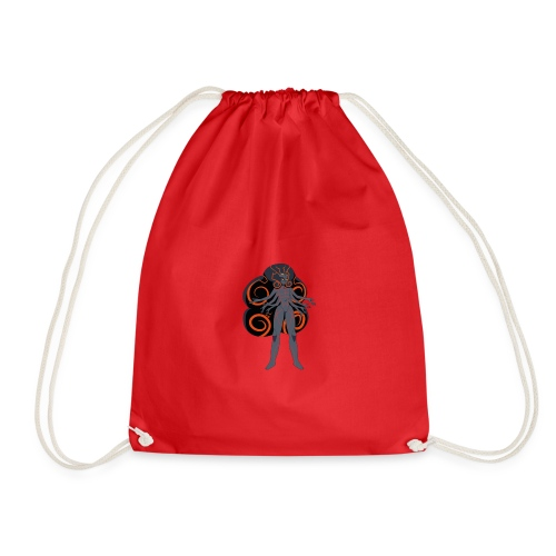 obsidian universe - Drawstring Bag