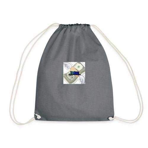 Money is strong - Drawstring Bag