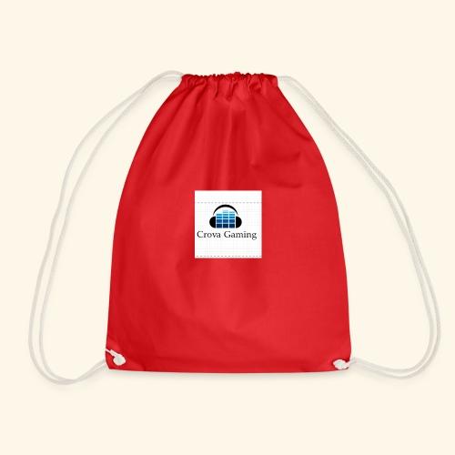 Crova Gaming Merch - Drawstring Bag