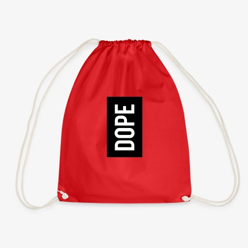 dope letter - Mochila saco
