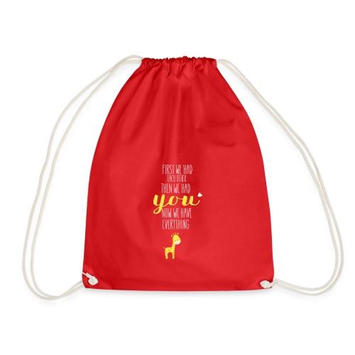 animal series 1 - Drawstring Bag