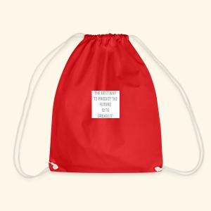 Google Green logo svg - Drawstring Bag
