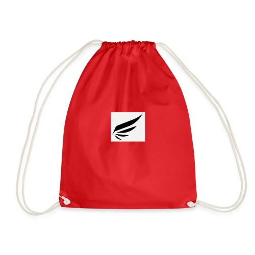 logo clothing - Drawstring Bag