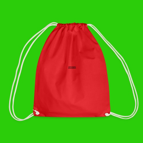 More Money - Drawstring Bag