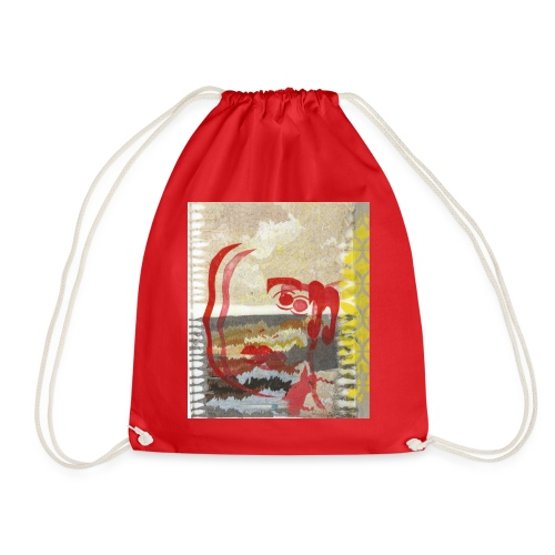 Face - Drawstring Bag