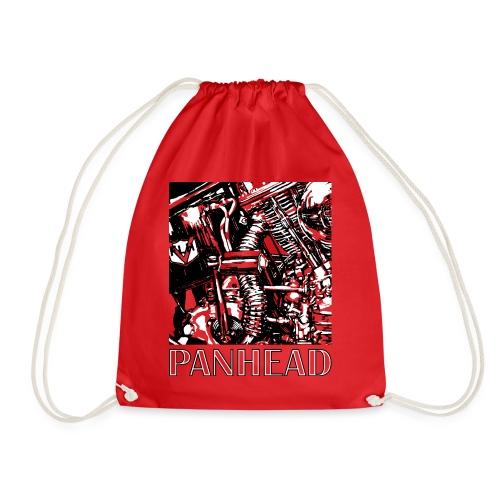 Panhead motordetail 01 - Gymtas