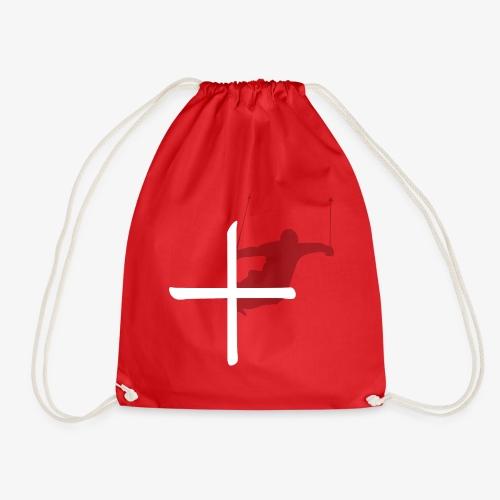 Ski Switzerland - Drawstring Bag