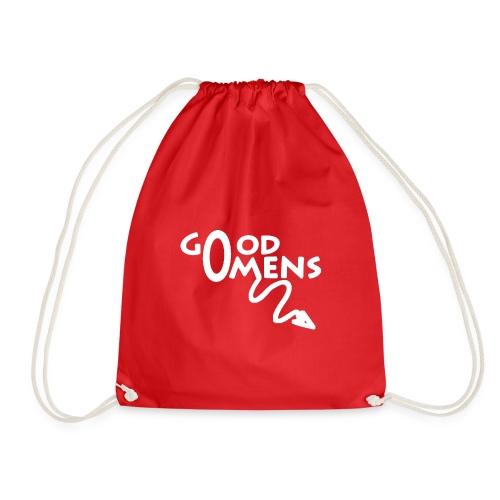 Ineffable Good Omens - Drawstring Bag