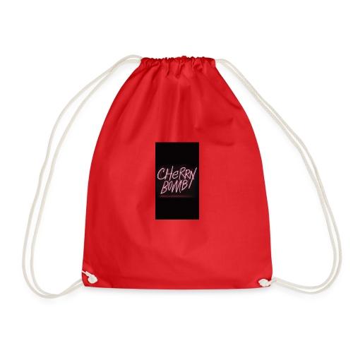 Cherry Bomb - Drawstring Bag