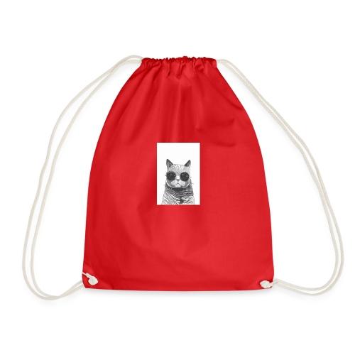 gato coool - Mochila saco