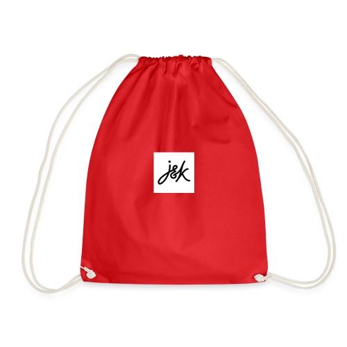 J K - Drawstring Bag