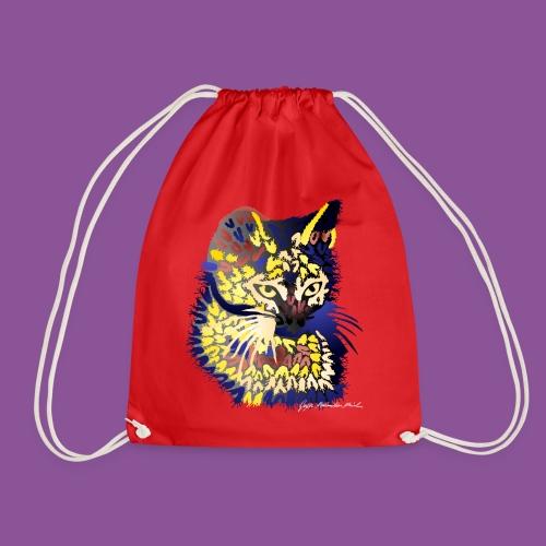 Katze 9 - Turnbeutel