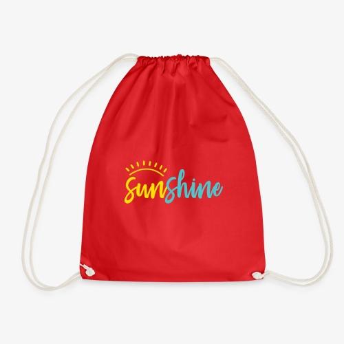 Sunshine - Turnbeutel