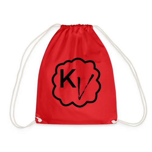 King Vape Icon - Drawstring Bag