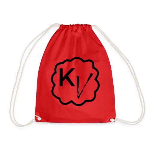 King Vape Icon - Drawstring Bag