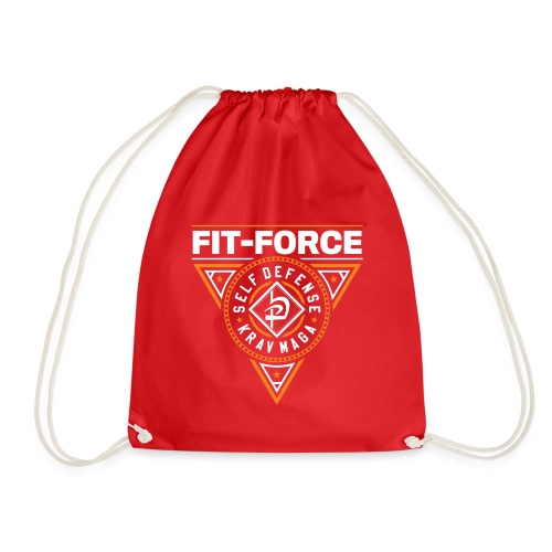 Fit-Force Driehoek - Sac de sport léger