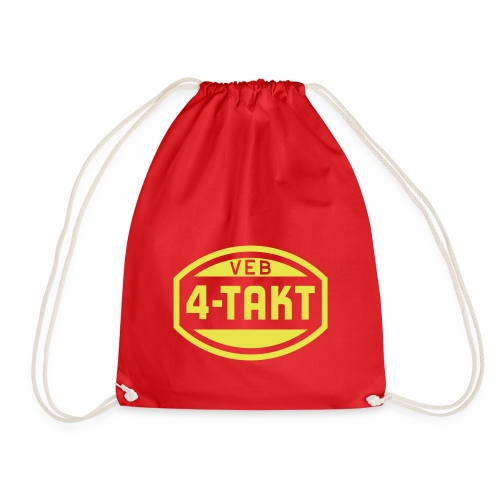 VEB 4-Takt Logo (1c) - Drawstring Bag