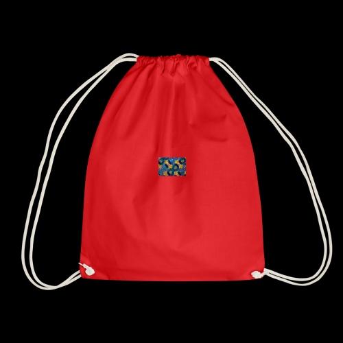 Afro-print - Drawstring Bag