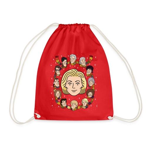 The Thirteenth Doctor - Drawstring Bag