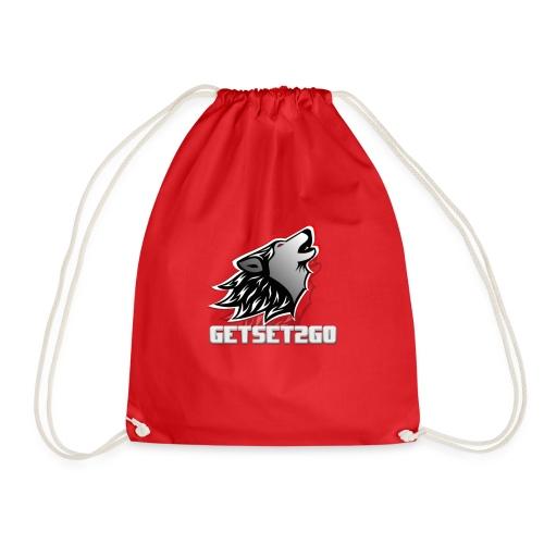 Cap logo - Drawstring Bag