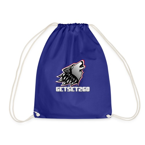 Cap logo - Drawstring Bag
