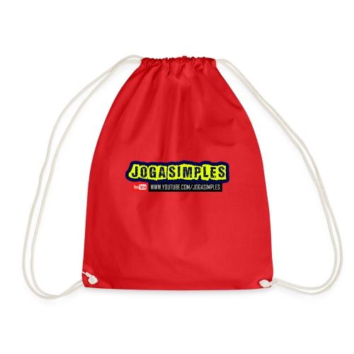 JOGA SIMPLES - Drawstring Bag