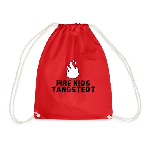 FIRE KIDS LOGO Official - Turnbeutel