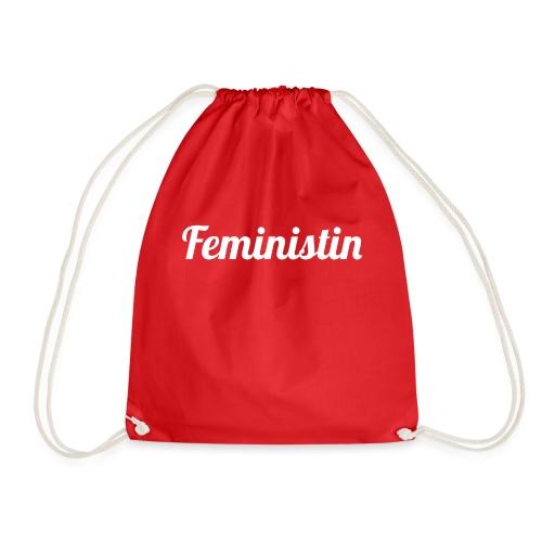 Feministin - Turnbeutel