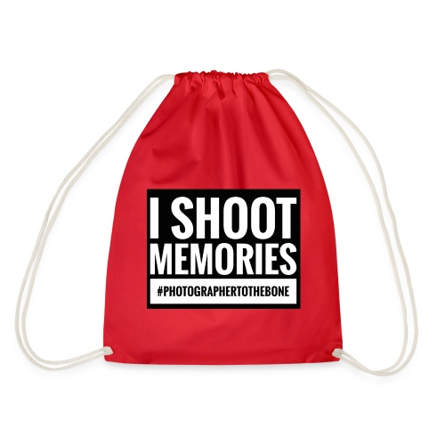 I SHOOT MEMORIES, #photographertothebone - Sportstaske