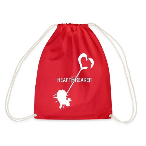 Heartbreaker White - Sacca sportiva