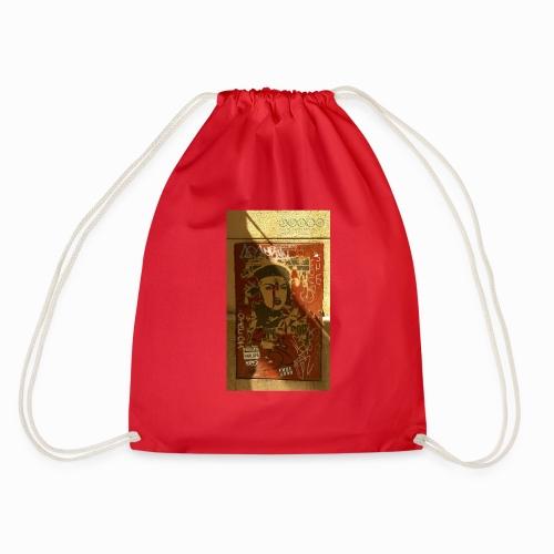 pasionaria madrid - Drawstring Bag