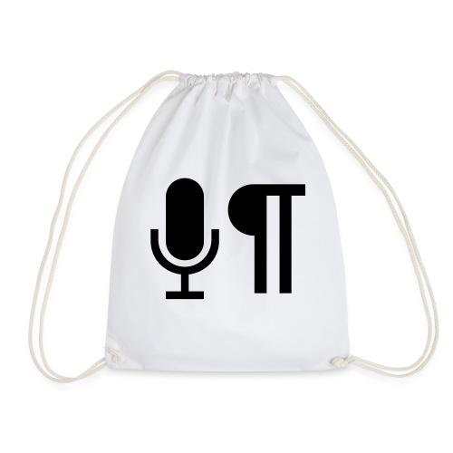 Logo der Shownot.es (@DieShownotes) - Turnbeutel
