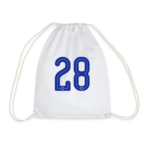 28 Jersey Number by Pelibol ™ - Turnbeutel